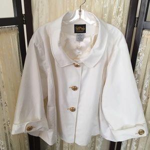 Jackets & Blazers - Woman's spring jacket, by Bob Mackie.